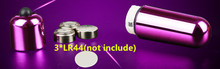 BDSM Fetish Erotic Sex Products For Men , 7 Speed Vibrating Male Cock Cage Penis Rings , Female Clitoral Stimulation Vibrator