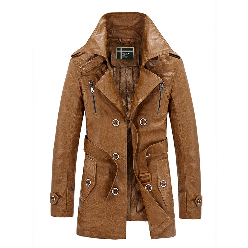 Popular Fur Lined Trench Coat for Men-Buy Cheap Fur Lined Trench