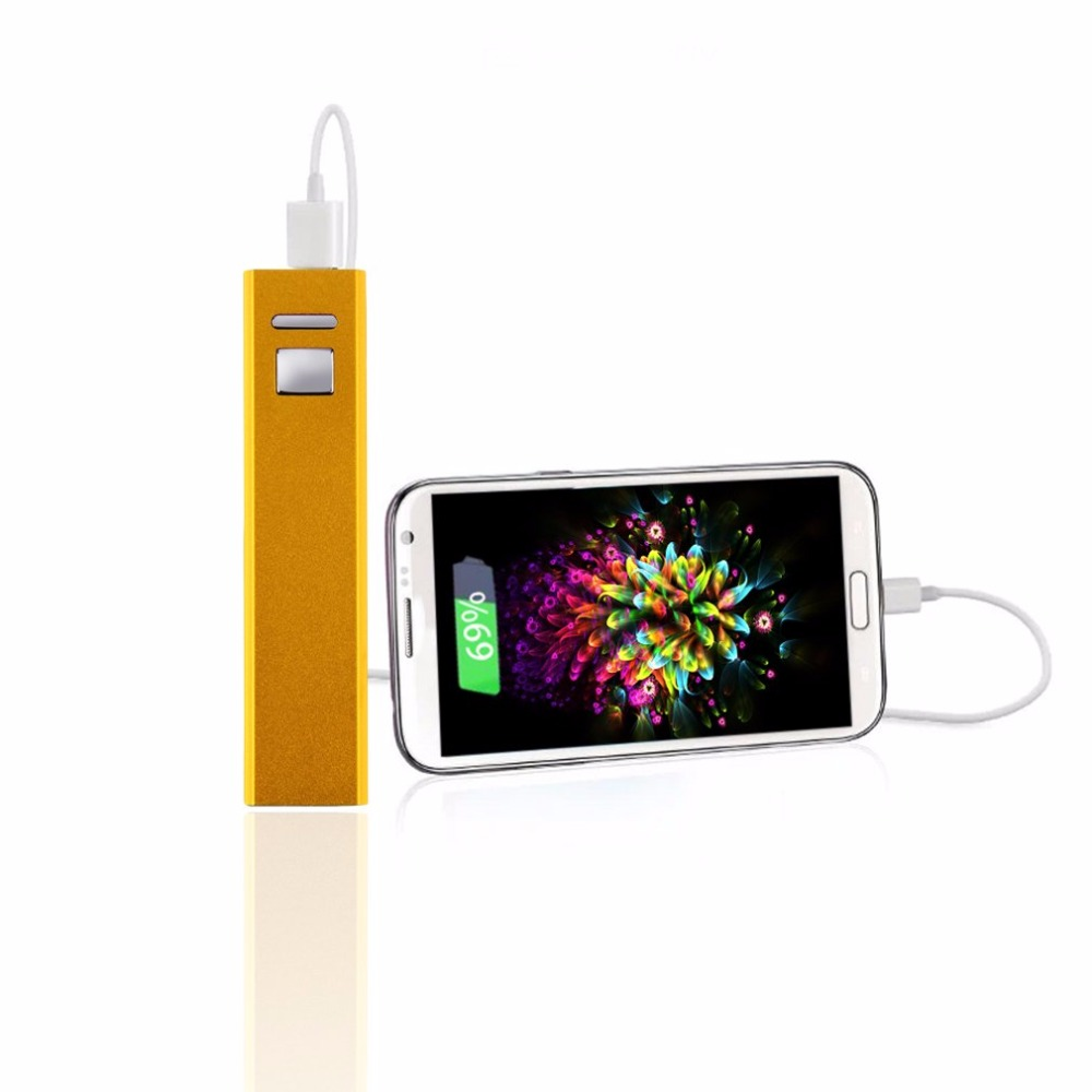 Cheap 2000mAh Power Bank External Battery power Charger for iphone 8/8s/X Xiaomi/Samsung PowerBank External Charger for Tablet