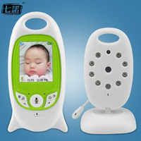Seven Promise Wireless Video Baby Monitor 2 0 Inch Color Security Camera 2 Way Talk NightVision