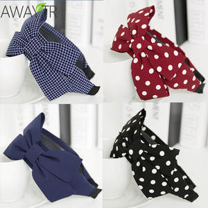 AWAYTR Bow Girls Women's Headbands Hair Accessories