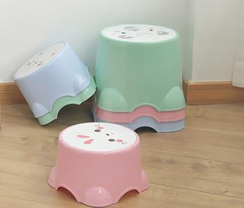 Stołki dziecięce wiele kolorów stabilne ładne tanie i dobre opinie CN (pochodzenie) 40cm chair004 Z tworzywa sztucznego