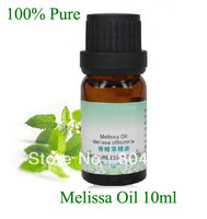 Organic Natural Plant Oil 100 Purity Melissa Essential Oil 10ml Bottle