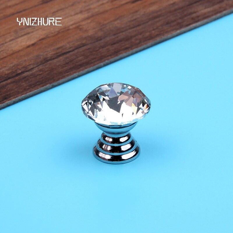 2018 Free Shipping 10pcs 30mm Shining Crystal Diamond Ball Glass ...