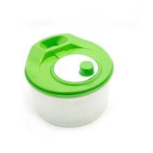 Cook Kitchen Vegetable Dehydration Salad Spinner Dryer Colander Strainer Sifter