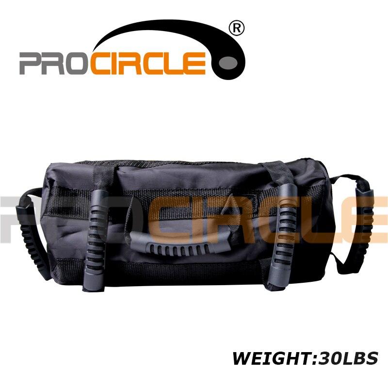 High Quality 30LB Black Punching Bags for Boxing Fitness Training Adjustable Sand Bag Saco De Pancada