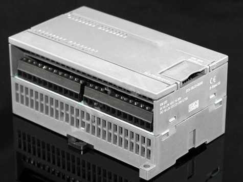 Digital output module EM223-I16TQ16 Transistors output, compatible with S7-200 PLC,16 input/16output rtd input module em231 tc8 compatible with s7200 8 input 16 accuracy