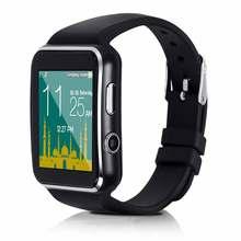 HATOSTEPED Muslim Bluetooth Smart Watch Prayer Time Reminder Bluetooth SIM Call Sports Health Tracking Smart Watches недорго, оригинальная цена