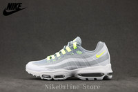 Nike Air Max 95 Ultra SE Men Shoes Mesh Breathable Shoes AO9566 100 Cushion Sneaker Sports Running Shoes EUR40 46