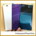 Белый/Черный/Фиолетовый Новый Корпус Назад Батарея Задняя Крышка Крышка Дверь Для Sony Xperia Z L36H L36 L36i C6603 C6602 LT36