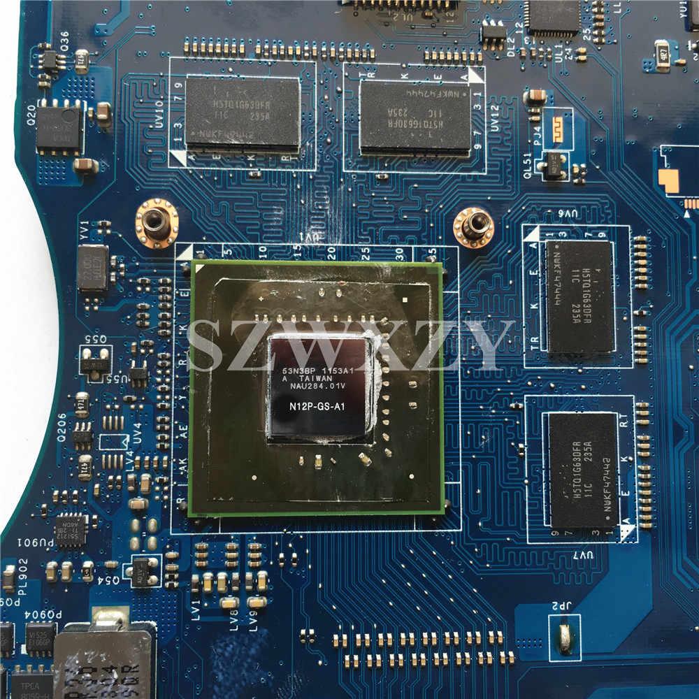 Для ASUS K93SM X93SV Материнская плата ноутбука HM65 GT540M LA-7441P материнская плата, протестированная Бесплатная доставка