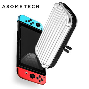 Image 1 - PC Hard Shell Handbag For Nintend Switch Storage Case Waterproof Portable Protective Bag Cover For Nintendo Switch Console NS