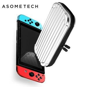 Image 1 - PC Hard Shell Handtasche Für Nintend Schalter Lagerung Fall Wasserdichte Tragbare Schutz Tasche Abdeckung Für Nintendo Schalter Konsole NS