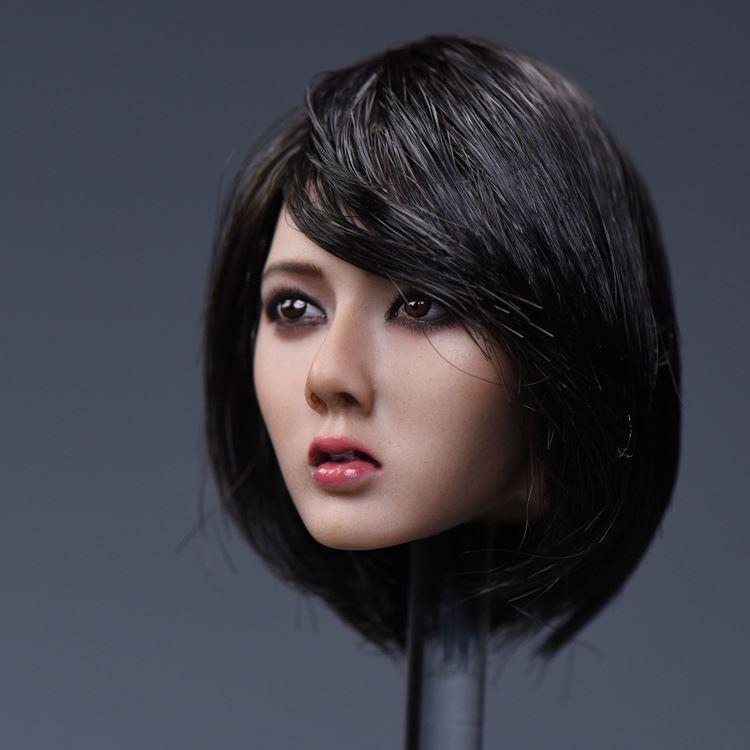 WONDERY 1//6 Female Daeris Head Model Ep02 Changeable Ears Pale Head F 12/'/' Body