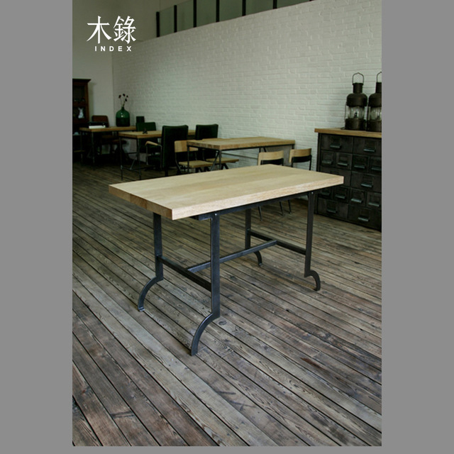 american retro style industrial furniture desk desk creative personality to do the old wrought iron tables american retro style industrial furniture desk