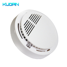 цена на PS810B Portable High Sensitive Stable wireless Photoelectric Smoke Detector home security fire alarm system smoke detector