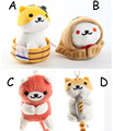 20 pcs/lot Neko Atsume plush toys cartoon game cats' backyard animals cute plush pendants doll 11cm for gift free shipping