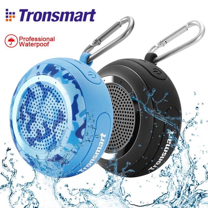 Original Tronsmart Element Splash IP67 Waterproof Speaker Soundbar Portable Speaker Protable Bluetooth 4.2 Wireless Speaker