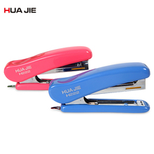 купить Simple Fashion Metal Manual Stapler No.10 Staples Paper Book Binding Binder Office School Binding Supplies Student Gift H222 дешево