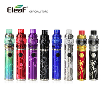 Original Eleaf iJust 3 kit with ELLO Duro with built in 3000mAh battery 6.5ml ello duro I ijust 3 electronic cigarette Vape Pen