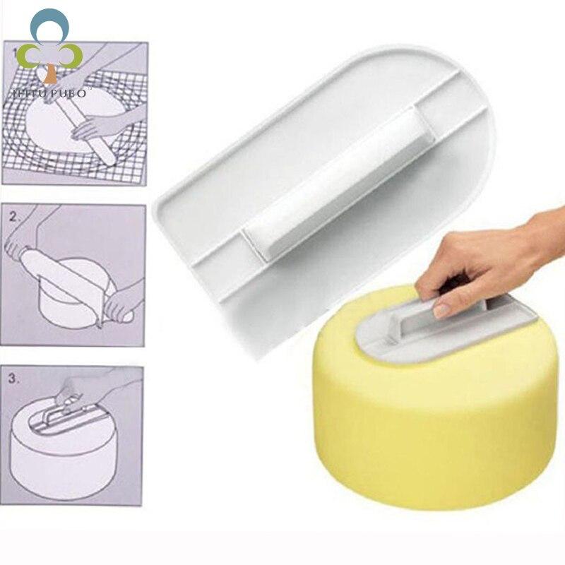 1 шт., инструмент для разглаживания торта