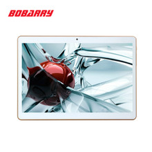 Bobarry cheapes tablet pc android 10 pulgadas llamada de teléfono 4g de la tableta pc Octa core 4G RAM 64 GB ROM SIM IPS GPS FM phablet
