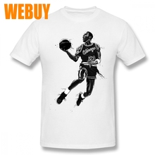 68ad53c2 Man 100% Cotton MJ Michael Jordan T Shirt For Man Popular S-6XL Big
