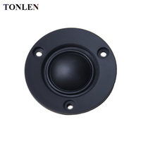 TONLEN 1PCS Audio Tweeter Speaker 2 inch 25 W 4 ohm 28 Core Silk Film Full Range Speaker Tweeter Unit DIY Stereo 5.1 Loudspeaker