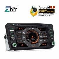 8 IPS Android 8.0 Car DVD 2 Din Auto Radio For Skoda Octavia 2 Octavia A5 GPS Navigation Multimedia Stereo 4+32GB Gift Camera