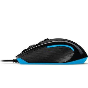 Image 2 - Logitech souris Gaming filaire G300S, conçue pour MMO Mouse, 2500DPI, 9 boutons programmables, pour souris dordinateur portable