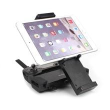 Dobrável Titular Prolongado Controle Remoto 4.7-12.9in Smartphone Tablet Suporte Suporte para DJI MAVIC PRO