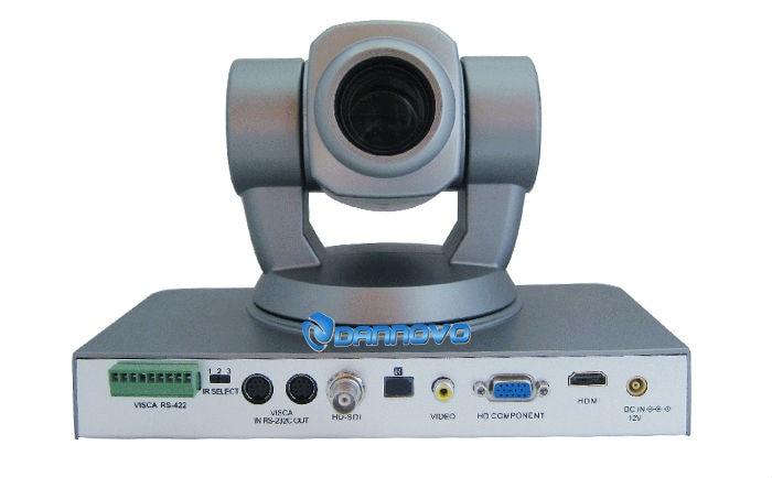 DANNOVO Full HD 1080P / 60 Kamera Video Conferencing PTZ 20x Zoom - Elektronik kantor - Foto 4
