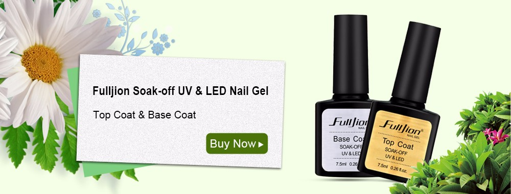 Fulljion Soak-off UV Gel Polish