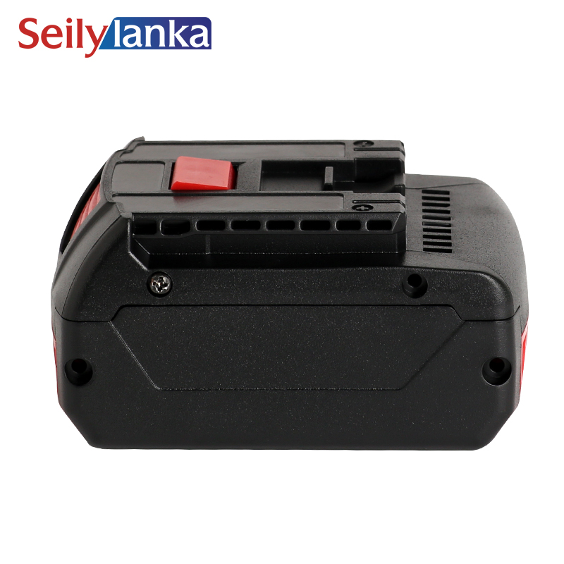 for <font><b>BOSCH</b></font> <font><b>18V</b></font> 4000mAh power tool <font><b>battery</b></font> Li-ion 2607336091 2607336092 2607336170 BAT609 BAT618 image