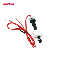 110v Water Level Liquid Sensor Float Switch 110V PP material: MK-PFS6210 from maker electric