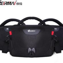 Профессиональная сумка через плечо dslr сумка с 1000D водонепроницаемый нейлон/черная сумка для камеры емкость 1 DSLR некоторые линзы и аксессуары