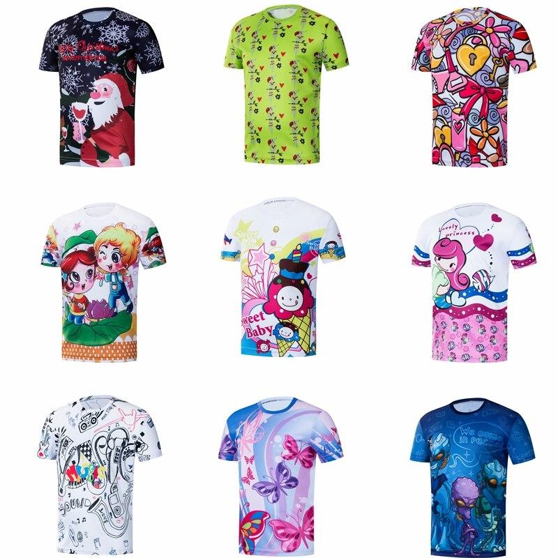 Clothing Tshirts Cycling-Jersey Downhil Kids Short-Sleeve Mountain-Bike New MTB Summer