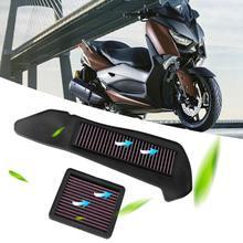 Очиститель впускного двигателя мотоцикла, пластиковый воздушный фильтр для Yamaha XMAX X-MAX 250 300, воздухозаборный фильтр luchtfilter
