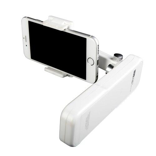 Smartphone De Poche Stabilisateur Mobile Téléphone 2 Axes Brushless Cardan Steadicam Avec Bluetooth Pour Samsung Iphone Huawei Xiaomi