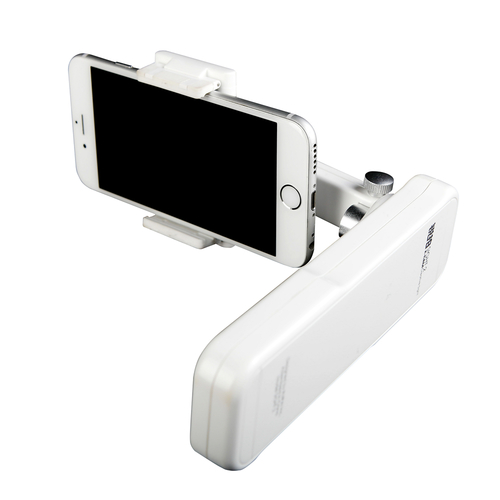 Smartphone handheld estabilizador teléfono móvil 2 AXIS brushless Gimbal steadicam con Bluetooth para Samsung iPhone Huawei xiaomi