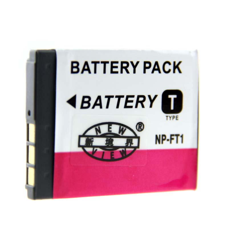 Top Quality NP FT1 NP FT1 NPFT1 Battery For Sony DSC M1 DSC T10 DSC L1