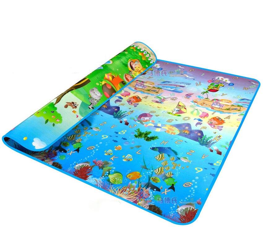 Niemowlę Dziecko Indeksowanie Pad EPE Dziecko Gym Aktywność - Aktywność i sprzęt dla dzieci - Zdjęcie 2