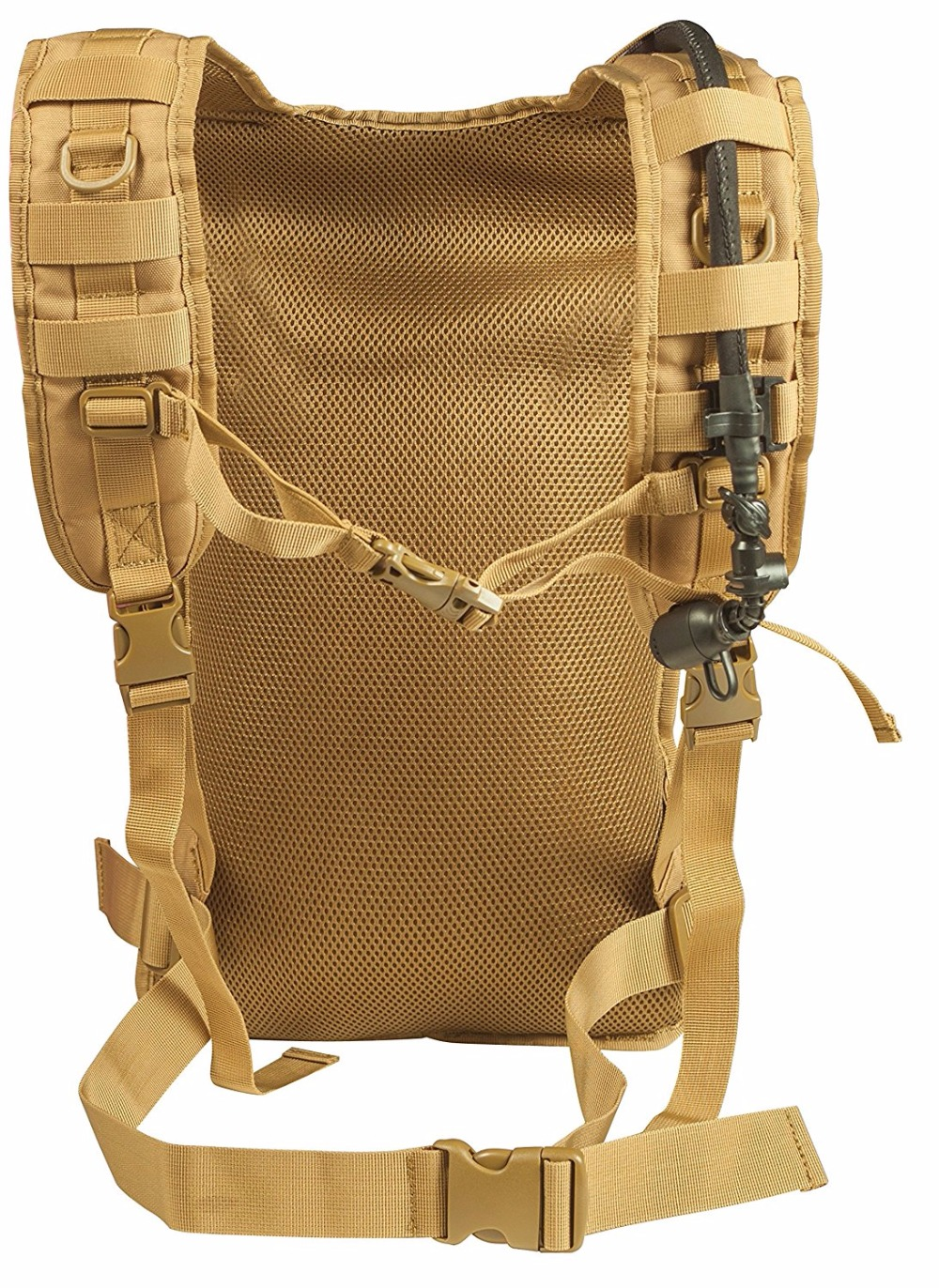 Tactical Molle Hydration Carrier Pack Ракета Running Running - Спорттық сөмкелер - фото 4