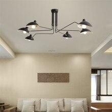 цены Nordic Style Ceiling Lamp Restaurant Decor Lighting Light Fixture Living Room Bedroom Creative Design Ceiling Lights lustre