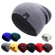 COKK Knitted Beanie Women's Hat Winter Men Skullies Beanies