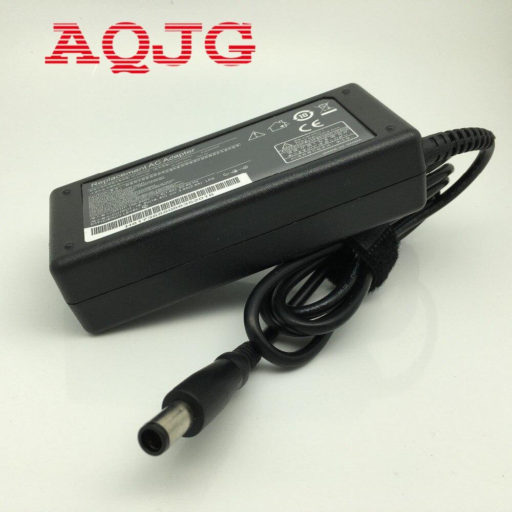 Aqjg 18.5 v 3.5a 65 w ordinateur portable/notebook power chargeur adaptateur pour hp pavilion G6 G56 CQ60 DV6 G50 G60 G61 G62 G70 G71 G72