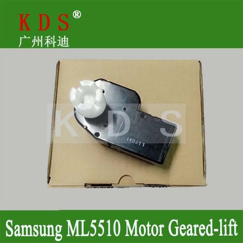 ФОТО Original Printer Parts for Samsung ML5510 6510 6512 SCX6345 6555 8030 8040 8230 8240 ML5512 Motor Geared-lift JC31-00137A