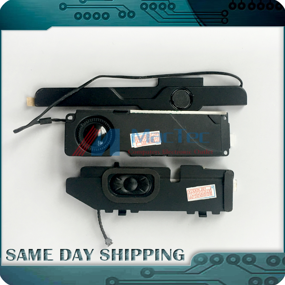 NEW Original for Apple MacBook Pro 13 A1278 Left and Right Subwoofer Internal Speaker Late 2011 Mid 2012 922-9772 922-9769