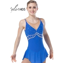 Women Custom Figure Skating Competition Dresses Beautiful New Brand Figure Skating Competition Dress DR2565