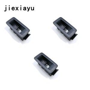 3pcs Black Window Lifter Switch Frame Cover For VW Golf Jetta MK5 MK6 Passat B6 3C Leon CC Amarok Tiguan 1F0959527 1F0 959 527